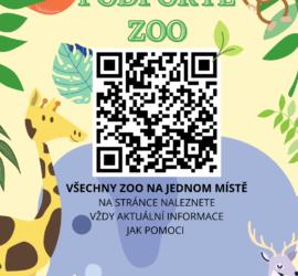 podpořte zoo